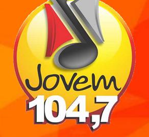 RÁDIO JOVEM PALMAS AO VIVO FM 104,7
