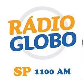 AO VIVO : RÁDIO GLOBO SP AM 1100 FM