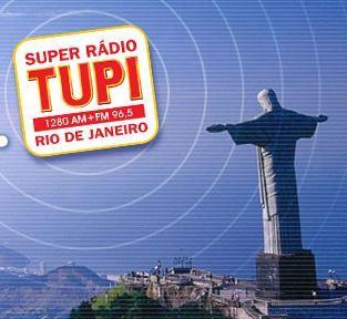 RÁDIO SUPER TUPI RIO AO VIVO AM 1280 FM 96,5